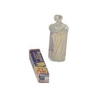 Dollhouse Jar of Spaghetti & Box - Product Image