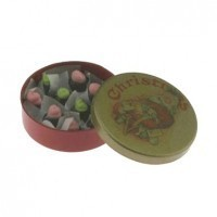 (**) Christmas Candy Box - Product Image