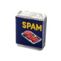 § Sale .60¢ Off - Dollhouse Canned Spam - Product Image