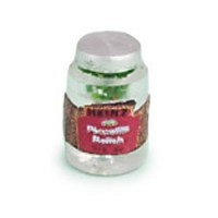§ Disc $1 Off - Dollhouse Filled Relish Bottle - Product Image
