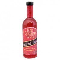 § Sale .60¢ Off - Bottled Red Cooking Wine - Product Image