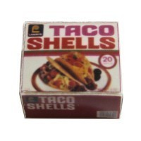 § Sale .30¢ Off - Boxed Taco Shells - Product Image