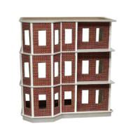 Dollhouse Townhouse Style 4 - Kit - Product Image