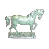 (**) Unfinished Statue - Horse - Product Image
