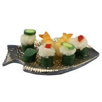 § Disc $1.50 Off - Sushi on Fish Platter - Product Image