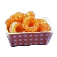 (*) Dollhouse Onion Rings Togo - Product Image