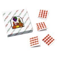 § Sale .60¢ Off - Pizza Togo Box & Napkins - Product Image