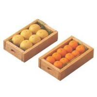 Dollhouse Crate of Citrus - Product Image