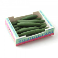 Dollhouse Case of English Cucumbers (Filled) - Product Image