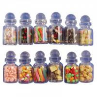 (*) Filled Candy Jars- Choice of Style - - Product Image