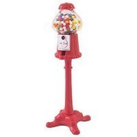 (**) Vintage Candy Machine on Stand - Product Image