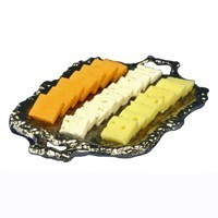 (**) Dollhouse Cheese & Cracker Tray - Product Image