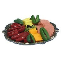 Dollhouse Party Tray - Product Image