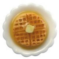 Dollhouse Platted Waffle - Product Image