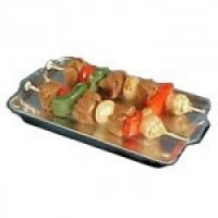 Dollhouse Tray of Shish-Kabob - Product Image