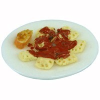Dollhouse Individual Ravioli Dinner - Product Image