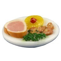 Sale $3 Off - Dollhouse Individual Ham Dinner - Product Image