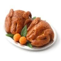 Dollhouse Guinea Fowl Platter - Product Image