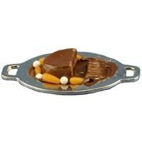 Dollhouse Slice Brisket with Vegies - Product Image