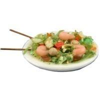 Dollhouse Shrimp Stir Fry Dinner - Product Image