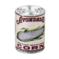 (§) Sale .30¢ Off - Dollhouse 1 lb. Can of Avondale Corn - Product Image