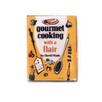 § Disc .30¢ Off - Dollhouse Cookbook - Product Image