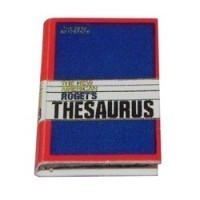 (§) Sale .30¢ Off - Dollhouse Thesaurus - Product Image