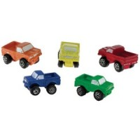 (**) Dollhouse Toy Trucks- Choice of Color - - Product Image