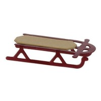 Small Dollhouse Sled - Product Image
