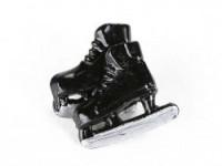 (*) Dollhouse Ice Hockey Skates- Choice of Finish - - Product Image