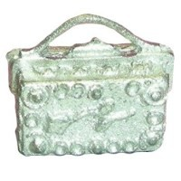 (*) Unfinished Box Purse - Product Image
