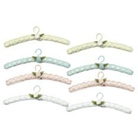 § Sale $2 Off - Dollhouse 2 pc. Lace Hangers - Product Image
