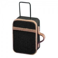 Dollhouse Carry-On Suitcase - Product Image