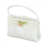 Dollhouse Bridal Purse - Product Image