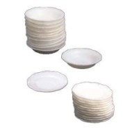 24 pc Chrysnbon Salad Bowls & Plates - Product Image