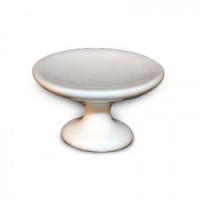 (§) Disc .30¢ Off - Porcelain Cake Stand - Product Image