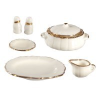Dollhouse Delicate Service Set - Product Image