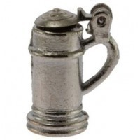 Dollhouse Silver Beer Stein - Product Image