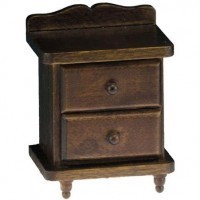 Dollhouse Antique Style Night Stand - Product Image