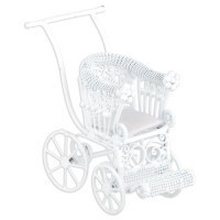 Sale $7 Off - Dollhouse Victorian Stroller - Product Image