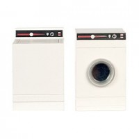 Small Dollhouse Washer or Clothes Dryer - Product Image