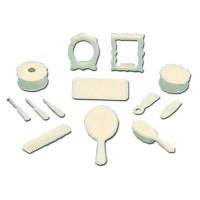 Dollhouse Victorian Dresser Set (Kit) - Product Image