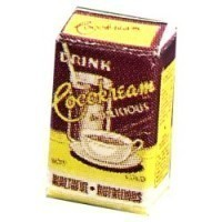 § Disc .30¢ Off - Dollhouse Vintage Cocokream Drink Box - Product Image