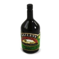 (**) Dollhouse Baileys Irish Cream Bottle - Product Image
