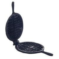 § Sale - Round Waffle Iron - Product Image