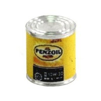(**) Dollhouse Motor Oil Can - Product Image