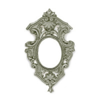 (*) Dollhouse Federal Shell Top Frame - Product Image