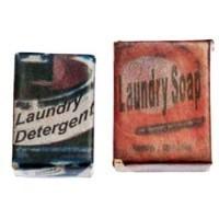 § Disc .60¢ Off - 2 pc Vintage Laundry Set - Product Image
