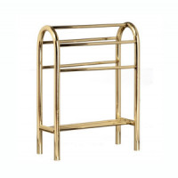 (*) Dollhouse Brass Quilt / Towel Rack - Product Image