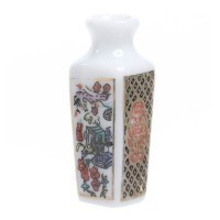 § Disc .60¢ Off - Dollhouse Imari Vase - Product Image